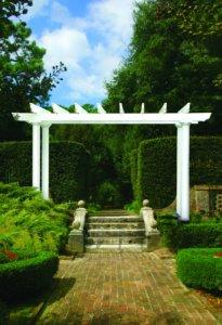 Garden Pergola Louisville KY