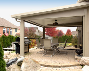 Modern Patio Cover Louisville KY