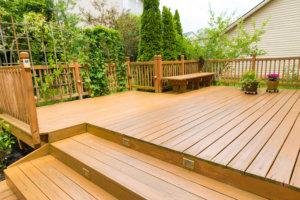 Wood Decks Louisville KY
